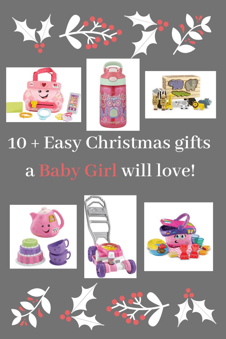 christmas gift ideas baby girl