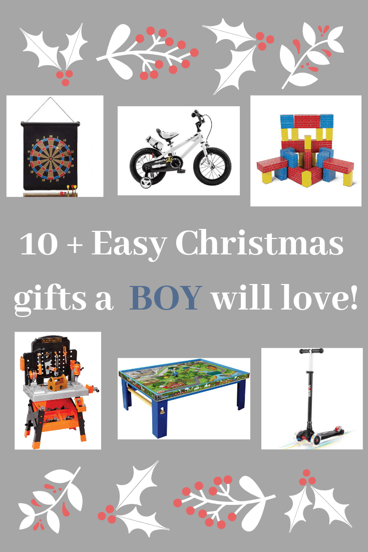 christmas gift ideas boy