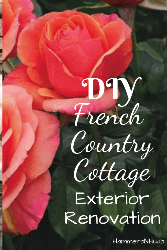 french country cottage exterior renovations