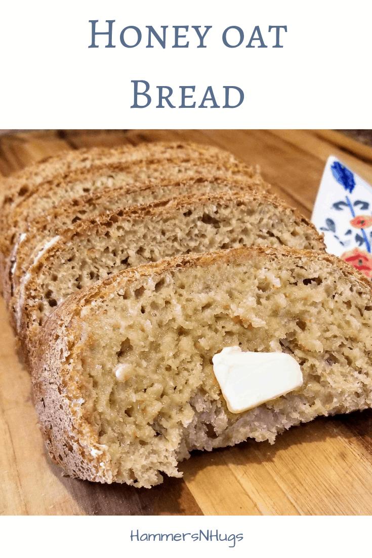 honeyoatbread