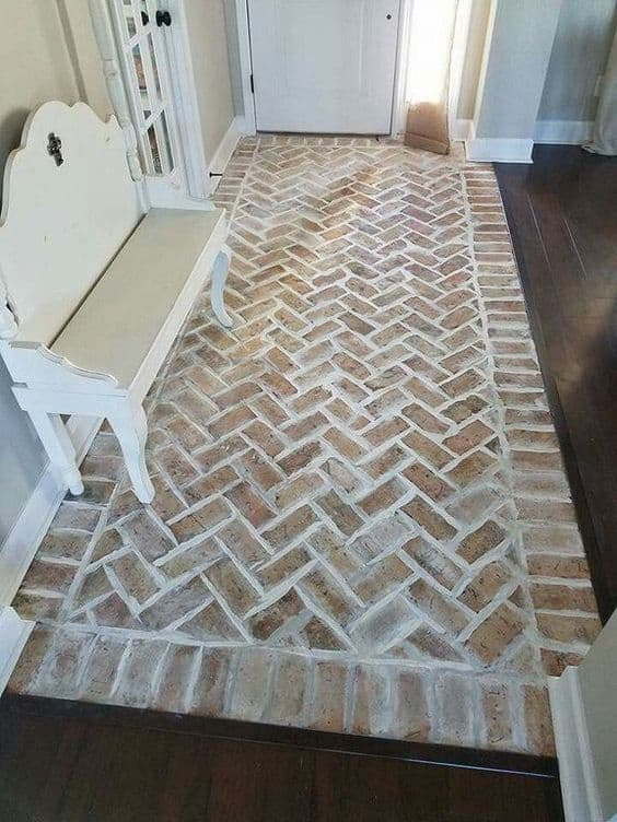 Mortar Washed Brick Ideas