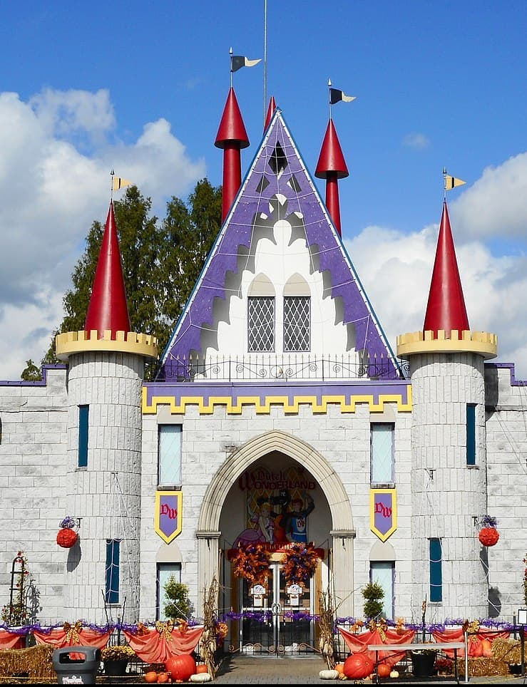 A Day at Dutch Wonderland