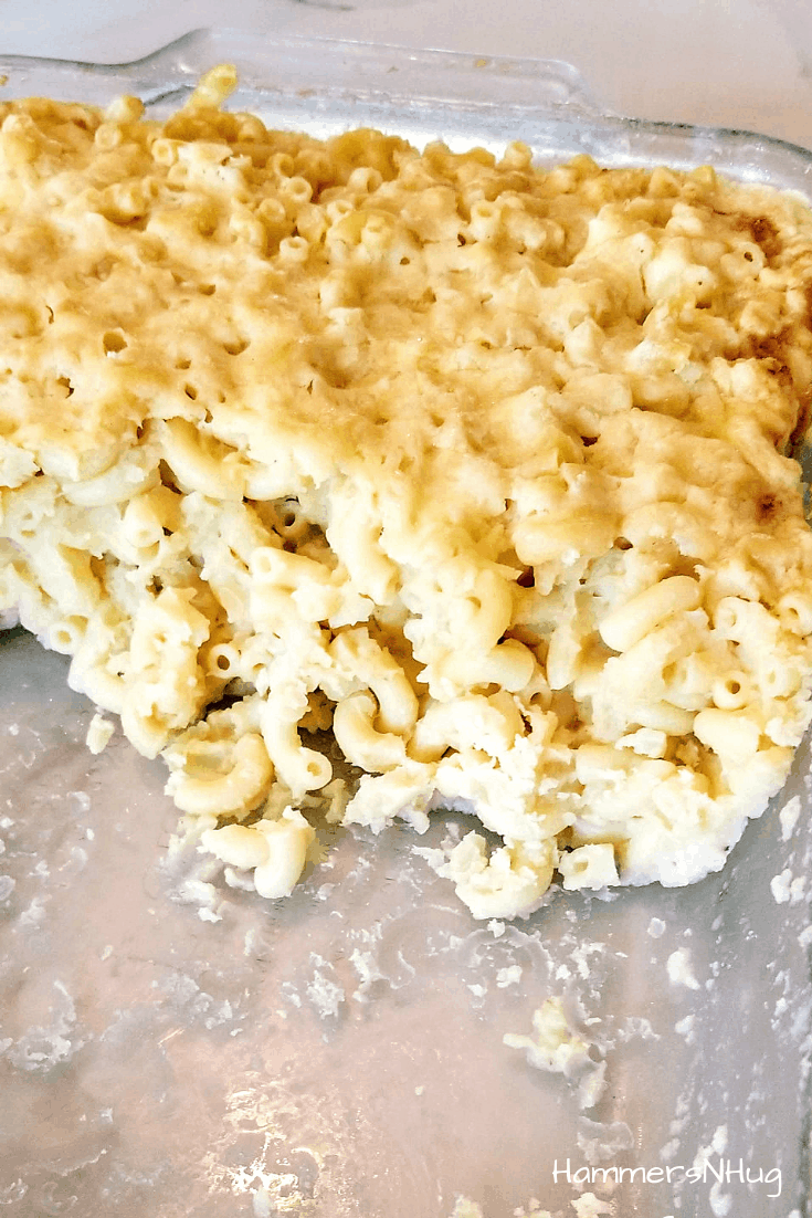 Asiago Cheddar Mac N Cheese Recipe
