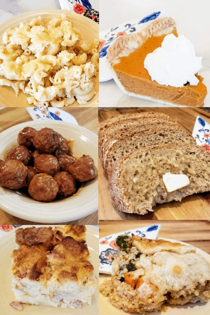 10 Fabulous Fall Recipes for the Family