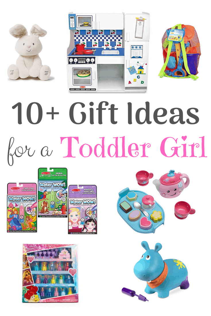 10+ Gift Ideas for a Toddler Girl