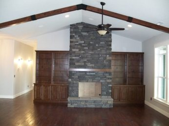 Eagles Glide Fireplace 1