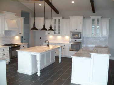 Eagles Glide Kitchen with dbl Oven