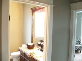 Mint Leaf Bathroom #1