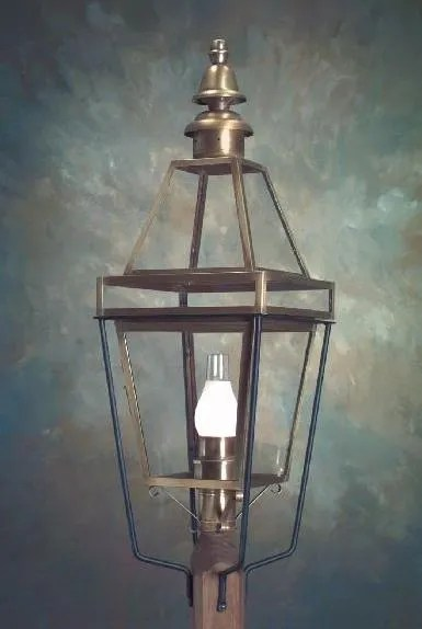 Colonial Boston Post Lantern & Lanterns