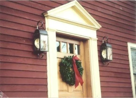 cape cod colonial wall lights new