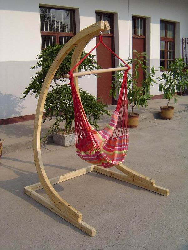 Hammock chair stand hammock for Hammock chair stand plans