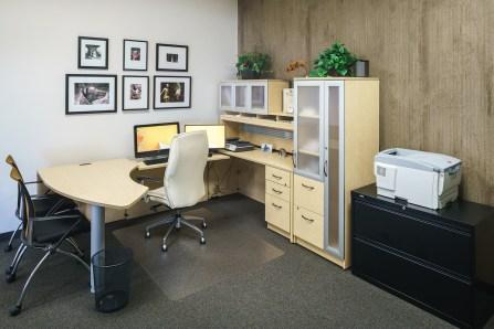 Hammond's office.
