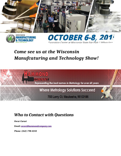 wisconsin manufacturing and tech show