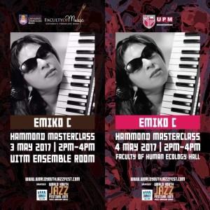Emiko Masterclass Duo