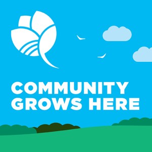 Community Grows Here