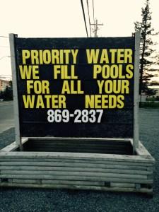 Priority Water Jul 16 2015