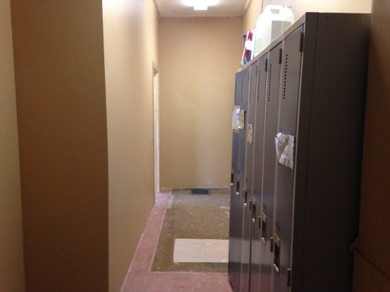 Storage Room from Hall