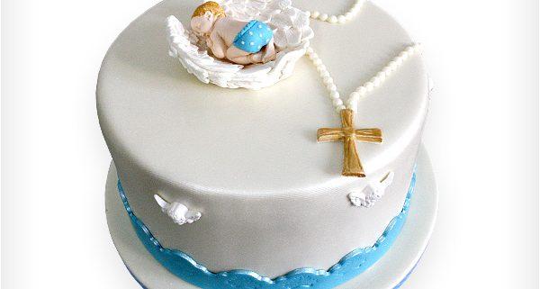 Torte zur taufe mit bild  Appetitlich FotoBlog fr Sie