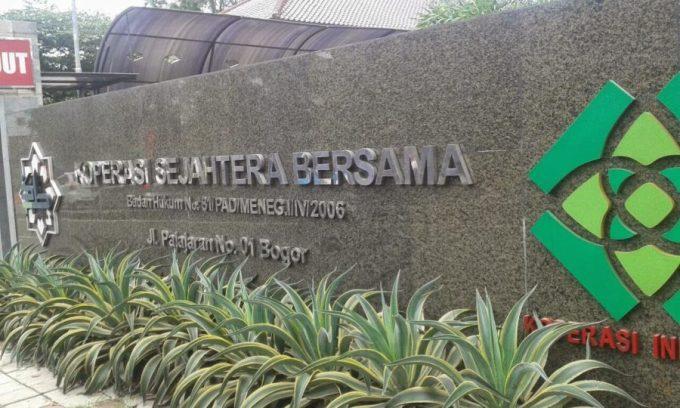 Kantor koperasi Indonesia