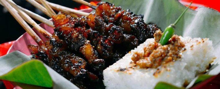 Sate Maranggi Makanan Khas Sunda Asli