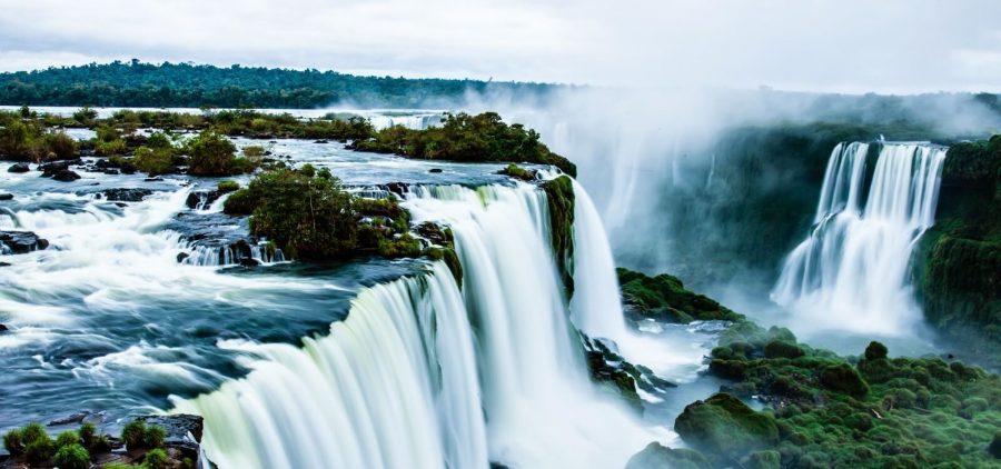 air terjun Iguazu