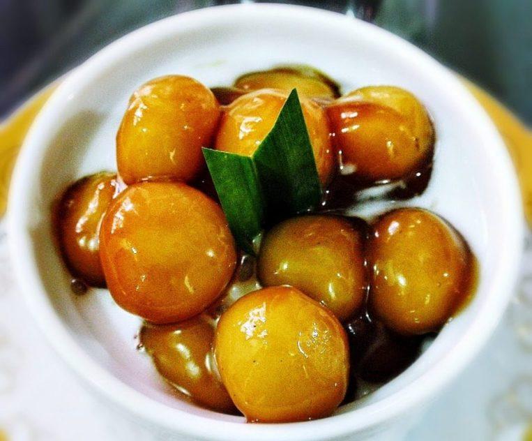 jenang grendul, makanan khas tulungagung