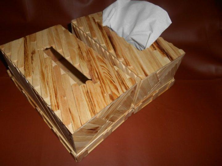 25 Kerajinan Dari Stik Es Krim Keren Dan Mudah Dibuat
