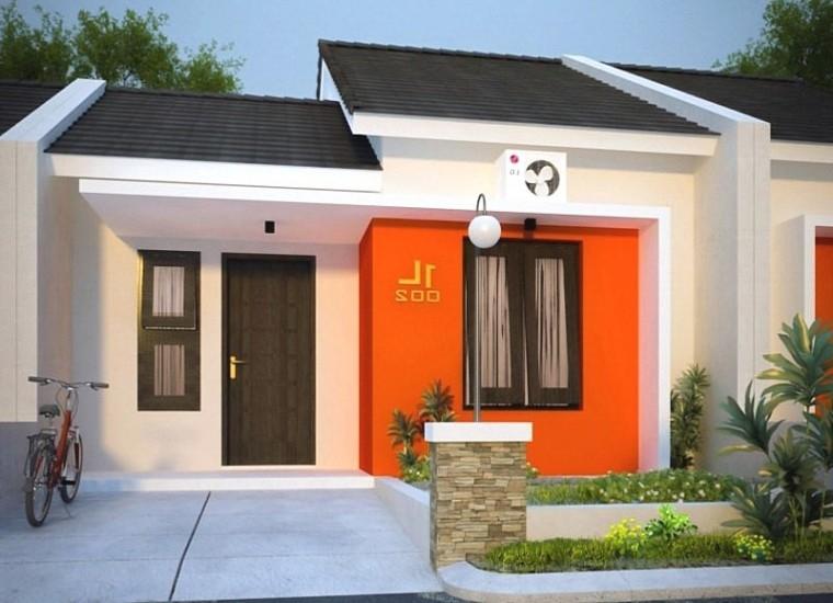 Warna Cat Rumah Minimalis Ruko 40 warna cat rumah luar dan dalam