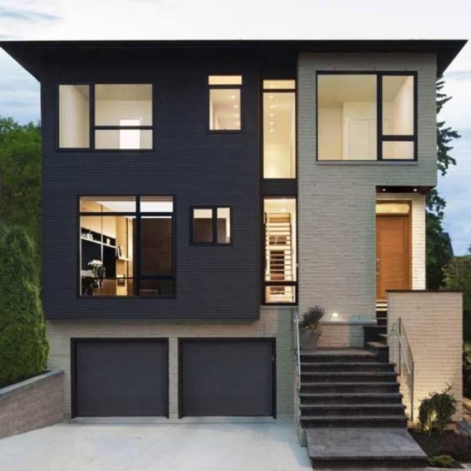 contoh warna cat rumah