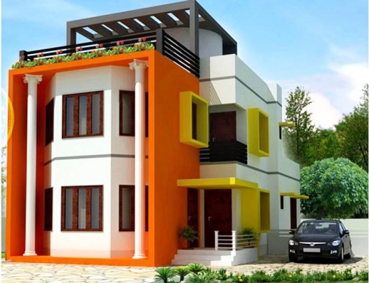 Warna Cat Rumah Minimalis Ruko 120 warna cat rumah minimalis mewah dan menawan 2018
