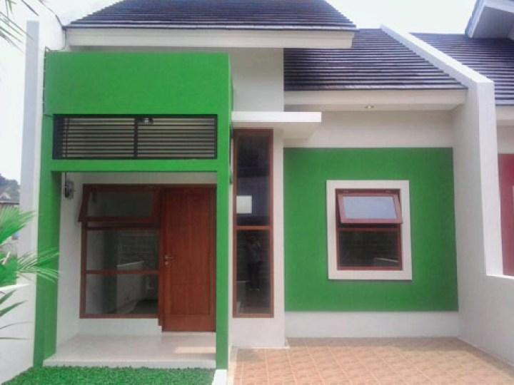 430+ Gambar Rumah Sederhana Beserta Warnanya Terbaik