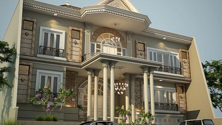 25+ Desain rumah Klasik dan 5 Tips Merawatnya (Terbaru 2018)