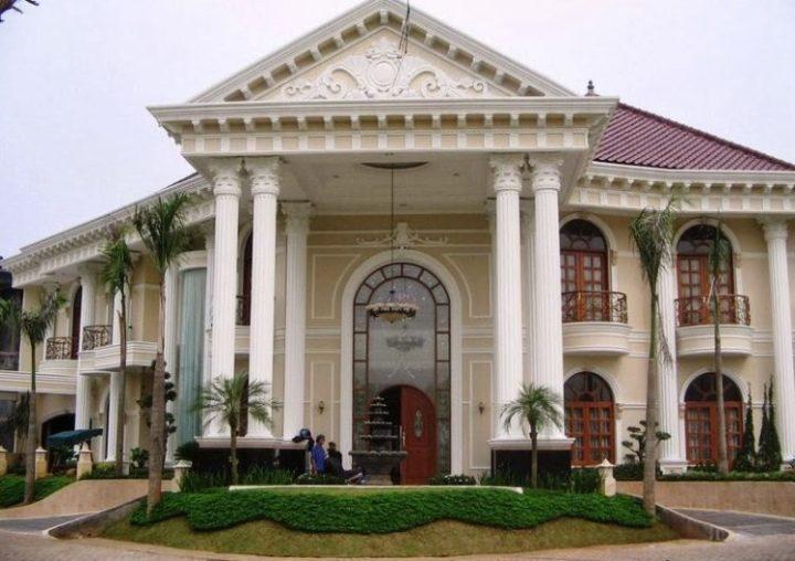 980 Gambar Rumah Klasik Modern Terbaru Terbaik
