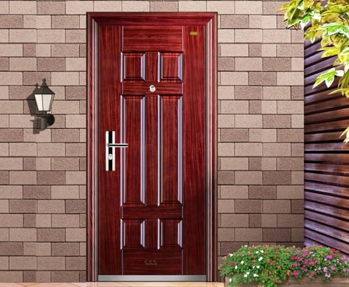 model pintu minimalis modern