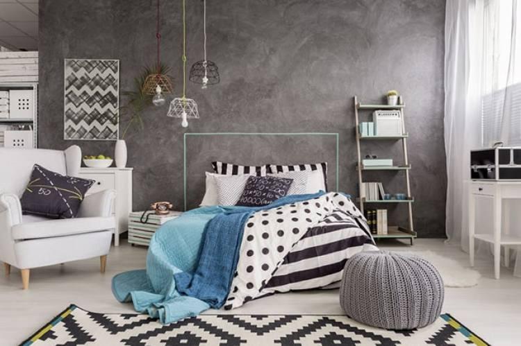 desain kamar tidur elegan