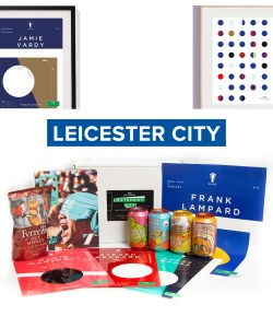 Leicester Matchday Box