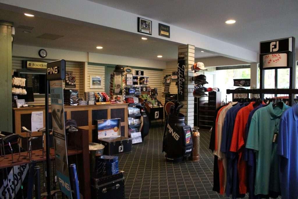 Golf Pro Shop