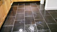 Cleaning and Sealing Black Chinese Slate Tiles in