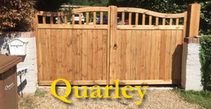 Hampshire Gates Quarley