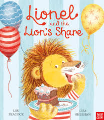 Image result for Lionel and the lion's share""