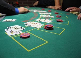 Ocean Gaming Casino located at Hampton Beach NH