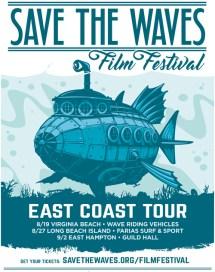 Surf Film Festival in East Hampton