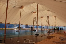 Tenting and Flooring Event Production