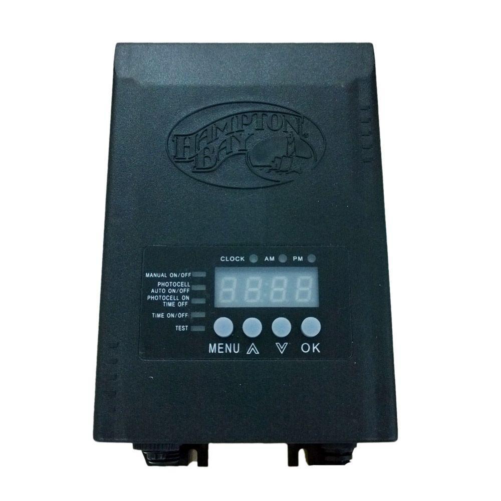hampton bay low voltage 120 watt