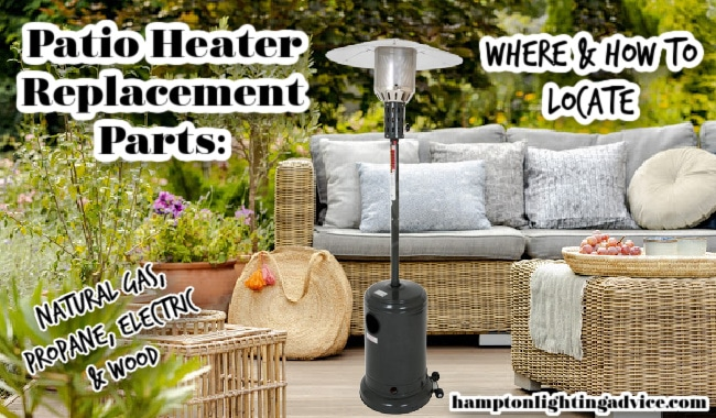 hampton bay patio heater replacement