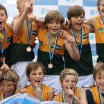 Hampton Rovers under 12s premiers