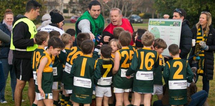communication from Hampton Rovers Juniors