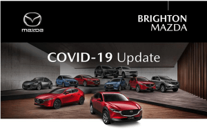 Brighton Mazda update 14 July