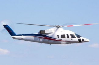 S76 Helicopter Charter