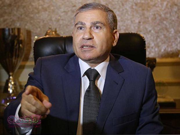 محمد على مصيلحى وزير اتموين